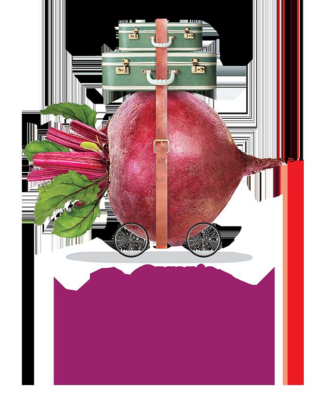 Beetroute Car Logo